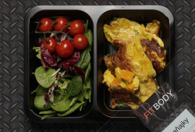 Raňajky - omeleta